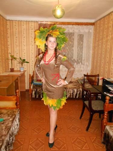 Как сделать костюм на конкурс мисс осень - Gksem.ru